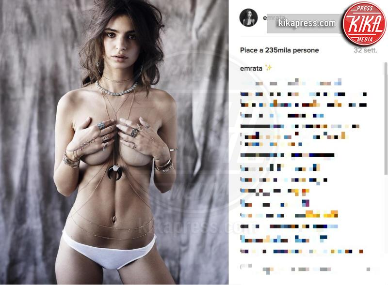 Emily Ratajkowski - 03-11-2016 - Emily Ratajkowsky nuda, di nuovo, e il web impazzisce