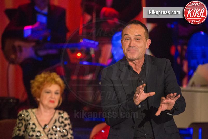 Wanna Marchi, Antonio Giuliani - Roma - 03-11-2016 - Maurizio Costanzo Show, Wanna Marchi: