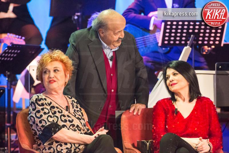 Stefania Nobile, Wanna Marchi, Maurizio Costanzo - Roma - 03-11-2016 - Maurizio Costanzo Show, Wanna Marchi: