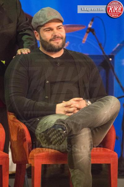 Salvatore Esposito - Roma - 03-11-2016 - Maurizio Costanzo Show, Wanna Marchi: