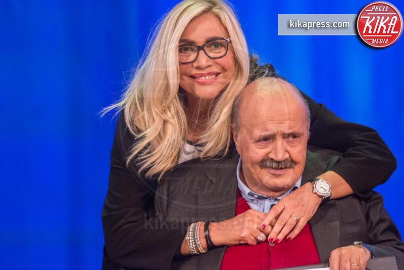 Maurizio Costanzo, Mara Venier - Roma - 03-11-2016 - Maurizio Costanzo Show, Wanna Marchi: