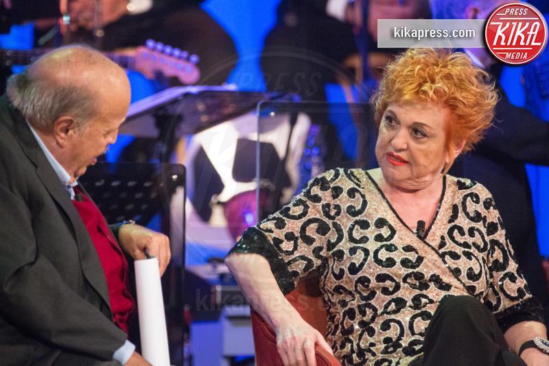 Wanna Marchi, Maurizio Costanzo - Roma - 03-11-2016 - Maurizio Costanzo Show, Wanna Marchi: