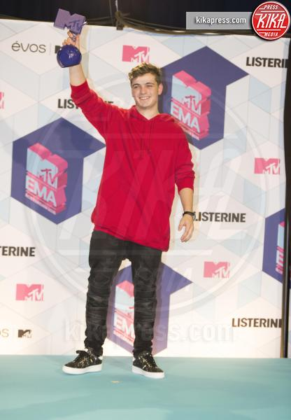 Martin Garrix - Rotterdam - 06-11-2016 - Mtv Ema 2016: Jourdan Dunn è nuda sul red carpet