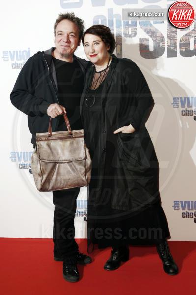 Corrado Nuzzo, Maria Di Biase - Milano - 07-11-2016 - Che Vuoi che Sia, parola di Edoardo Leo e Anna Foglietta