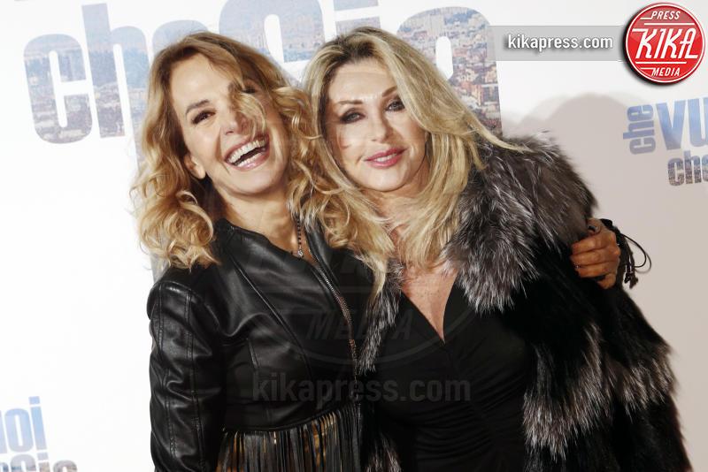 Barbara D'Urso, Paola Ferrari - Milano - 07-11-2016 - Che Vuoi che Sia, parola di Edoardo Leo e Anna Foglietta