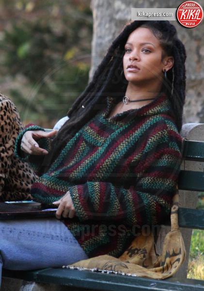 Rihanna - New York - 07-11-2016 - Hollyweed: ecco le star che conoscono bene... la