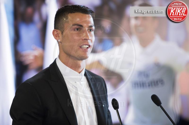 Cristiano Ronaldo - Madrid - 07-11-2016 - Cristiano Ronaldo ancora papà: è nata Alana Martina