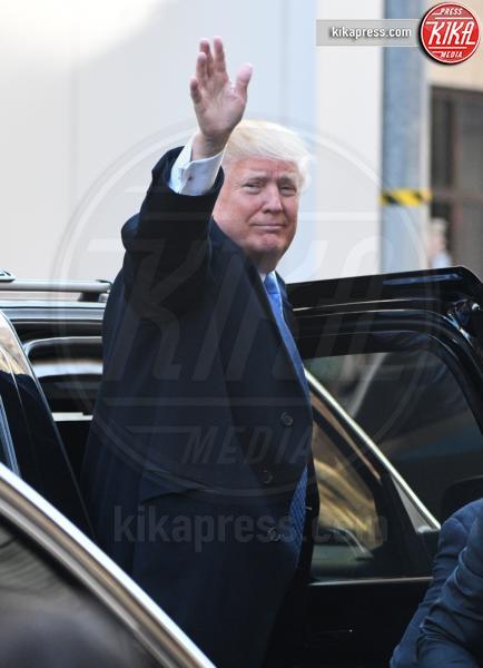 Donald Trump - Manhattan - 08-11-2016 - Trump gela l'Europa: ecco gli estratti delle sue interviste