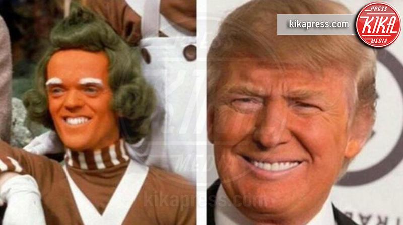 Donald Trump - Hollywood - 09-11-2016 - Separati alla nascita: le star e i loro cloni