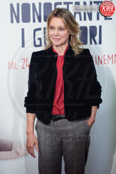 Margherita Buy - Roma - 10-11-2016 - Margherita Buy e Giovanna Mezzogiorno, coppia di donne al cinema