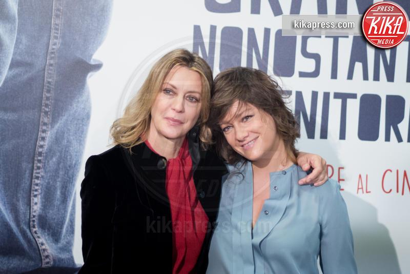 Giovanna Mezzogiorno, Margherita Buy - Roma - 10-11-2016 - Margherita Buy e Giovanna Mezzogiorno, coppia di donne al cinema