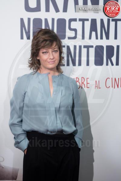 Giovanna Mezzogiorno - Roma - 10-11-2016 - Margherita Buy e Giovanna Mezzogiorno, coppia di donne al cinema