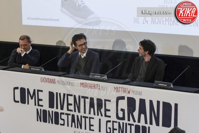 Conferenza stampa - Roma - 10-11-2016 - Margherita Buy e Giovanna Mezzogiorno, coppia di donne al cinema