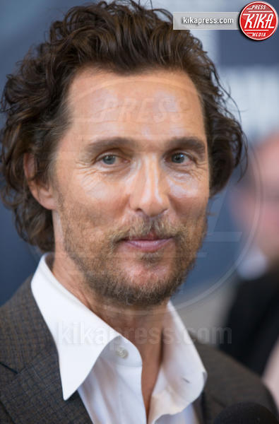 Matthew McConaughey - San Francisco - 10-11-2016 - The Batman: Matthew McConaughey sarà Harvey Dent