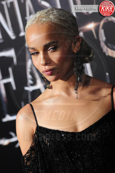 Zoe Kravitz - New York - 10-11-2016 - The Batman: Matthew McConaughey sarà Harvey Dent