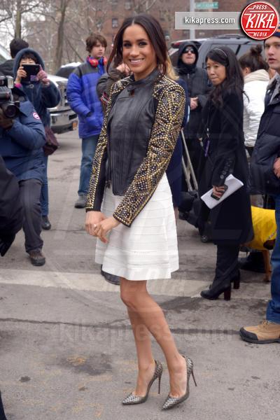 Meghan Markle - Manhattan - 09-02-2014 - Meghan Markle è già una principessa di stile!
