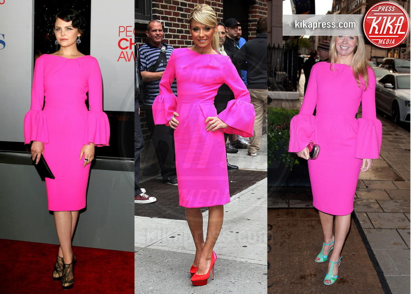 Kate Reardon, Kelly Ripa, Ginnifer Goodwin - 22-05-2012 - Chi lo indossa meglio? Melania Trump e Ginnifer Goodwin