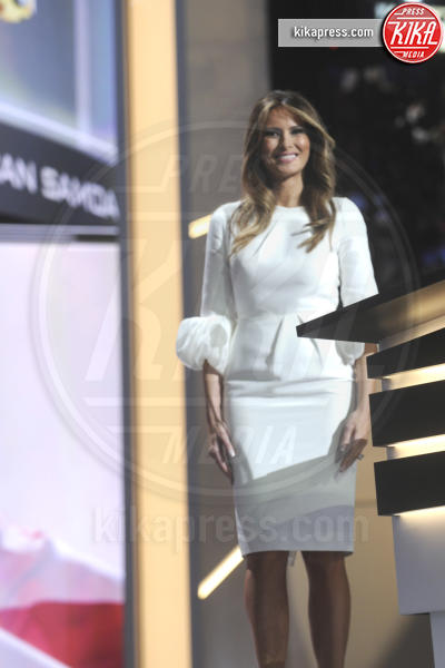 Melania Trump - Cleveland - 17-07-2016 - Chi lo indossa meglio? Melania Trump e Ginnifer Goodwin
