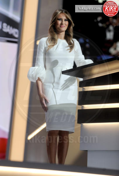 Melania Trump - Cleveland - 18-07-2016 - Chi lo indossa meglio? Melania Trump e Ginnifer Goodwin