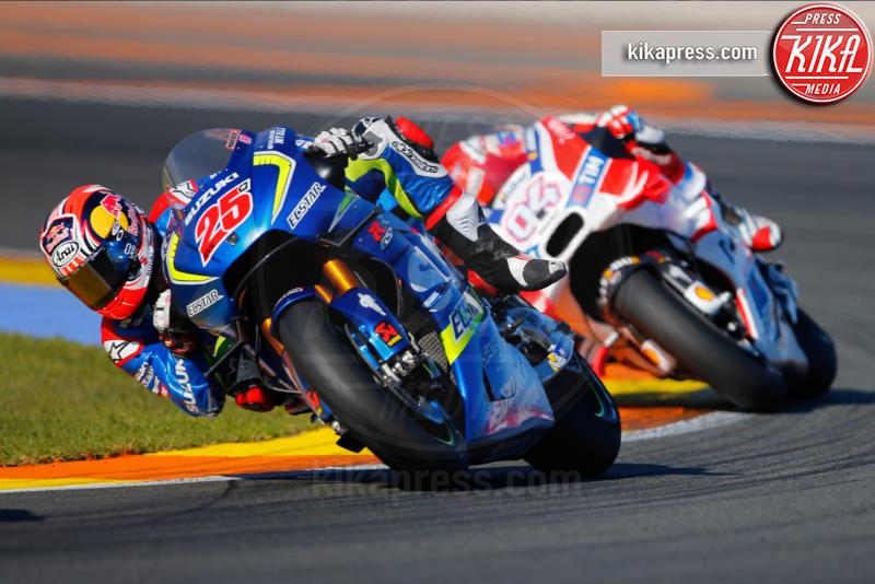 Maverick Vinales, Valencia - Valencia - 13-11-2016 - Moto Gp di Spagna: vince Lorenzo, ma Marquez è campione