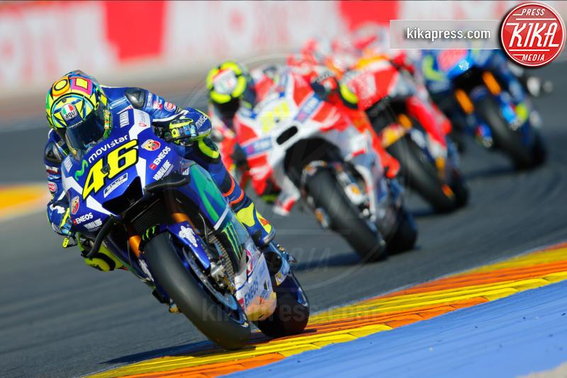 Valencia, Valentino Rossi - Valencia - 13-11-2016 - Moto Gp di Spagna: vince Lorenzo, ma Marquez è campione