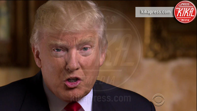 Donald Trump - Washington - 14-11-2016 - Donald Trump, la prima intervista da Presidente