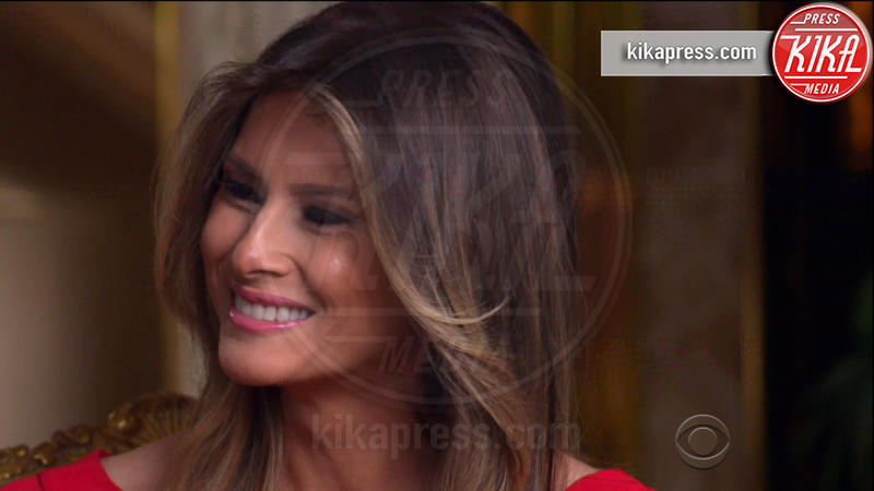 Melania Trump - Washington - 14-11-2016 - Donald Trump, la prima intervista da Presidente