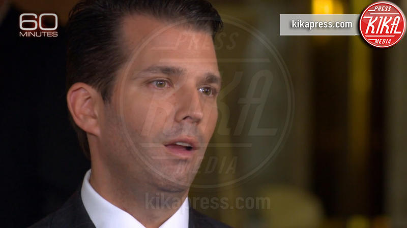 Donald Trump Jr. - Washington - 14-11-2016 - Donald Trump, la prima intervista da Presidente