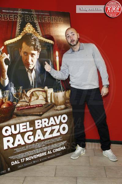 Ivo Avido - Milano - 15-11-2016 - Quel Bravo Ragazzo di Herbert Ballerina... al cinema!