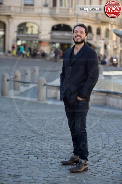 Carmelo Galati - Roma - 15-11-2016 - La mafia uccide solo d'estate diventa una serie TV