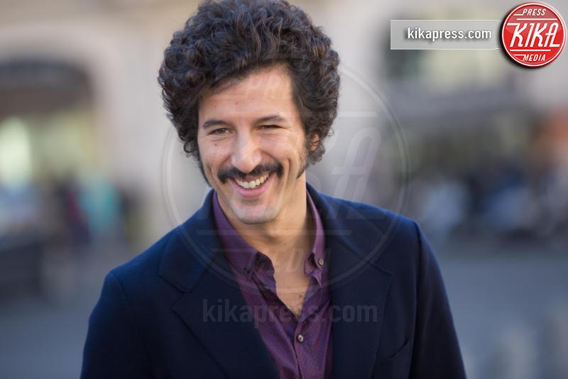 Francesco Scianna - Roma - 15-11-2016 - La mafia uccide solo d'estate diventa una serie TV