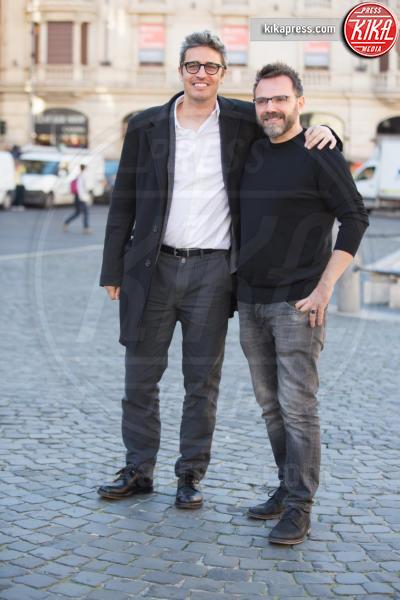 Luca Riboni, Pif - Roma - 15-11-2016 - La mafia uccide solo d'estate diventa una serie TV
