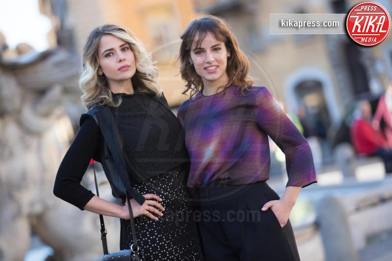 Angela Curri, Valentina D'Agostino - Roma - 15-11-2016 - La mafia uccide solo d'estate diventa una serie TV