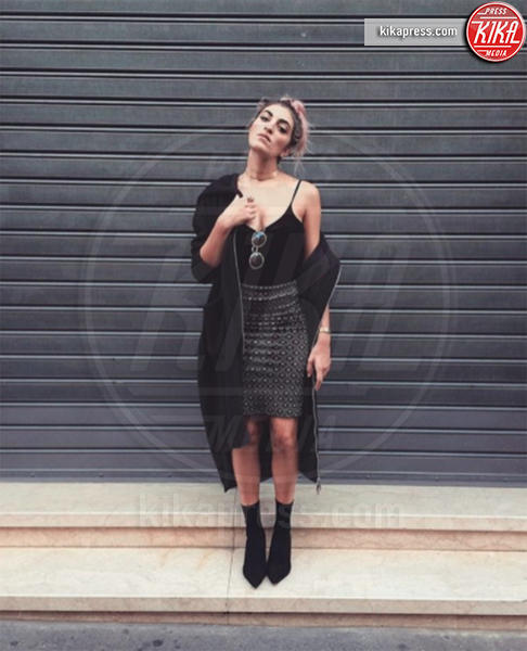 Rossella Discolo - Milano - 16-11-2016 - X Factor 10: Roshelle, la rapper piu' sexy d'Italia