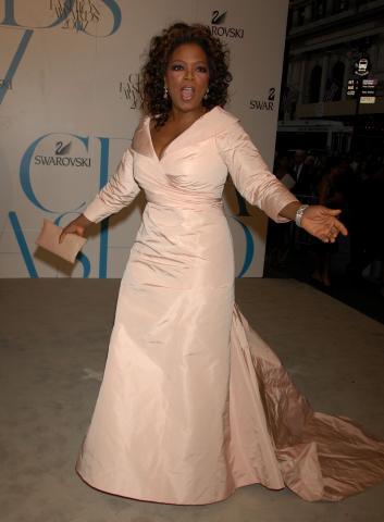 Oprah Winfrey - New York - 05-06-2007 - Oprah Winfrey vegana per lo show