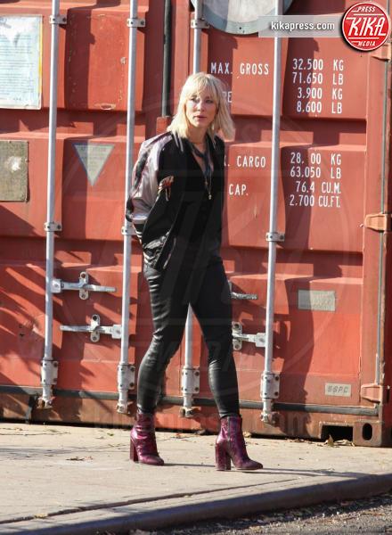 Cate Blanchett - New York - 16-11-2016 - Bullock-Blanchett, la coppia di donne di Ocean's Eight