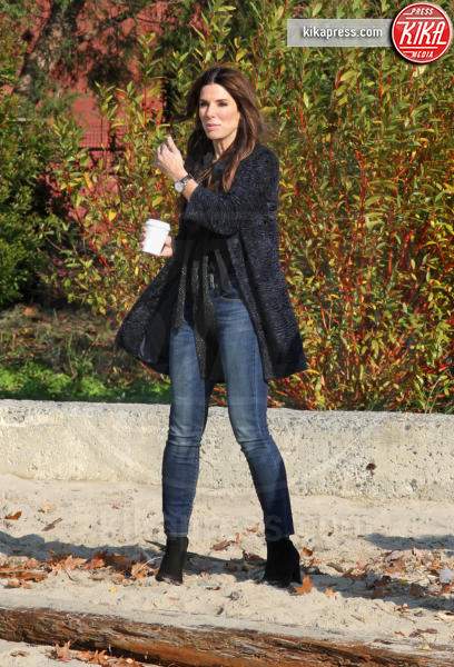 Sandra Bullock - New York - 16-11-2016 - Bullock-Blanchett, la coppia di donne di Ocean's Eight