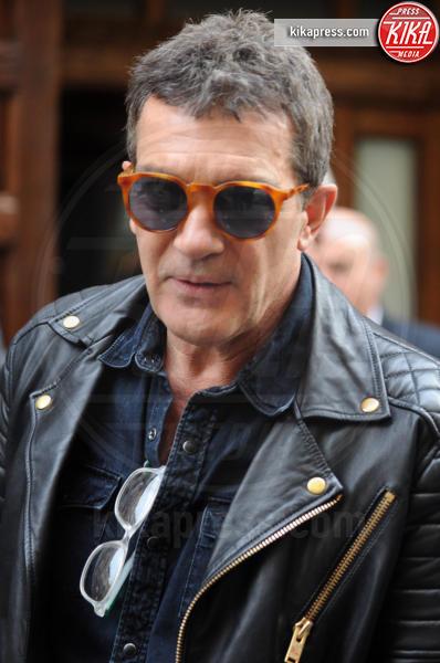 Nicole Kimpel, Antonio Banderas - Madrid - 18-11-2016 - Antonio Banderas ricoverato d'urgenza: paura per l'attore