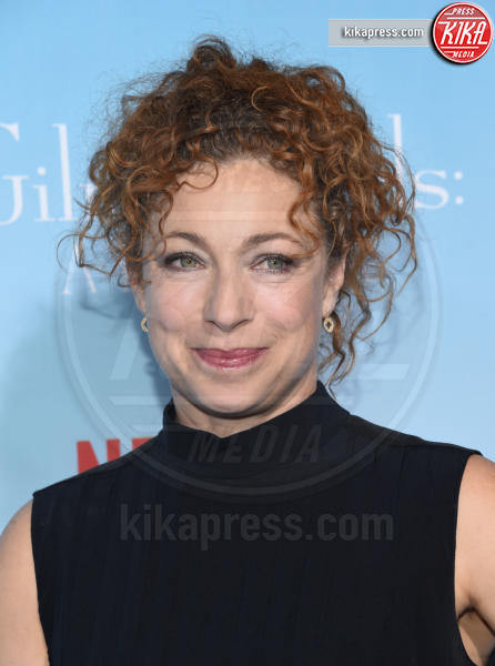 Alex Kingston - Westwood - 18-11-2016 - Lauren Graham e Alexis Bledel sono di nuovo le Gilmore Girls!