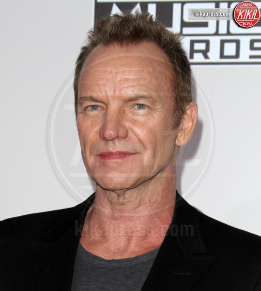 Sting - Los Angeles - 20-11-2016 - American Music Awards: Chrissy Teigen in versione super-osè