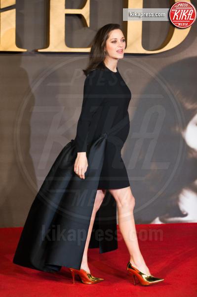 Marion Cotillard - Londra - 21-11-2016 - Londra, la coppia dello scandalo è arrivata