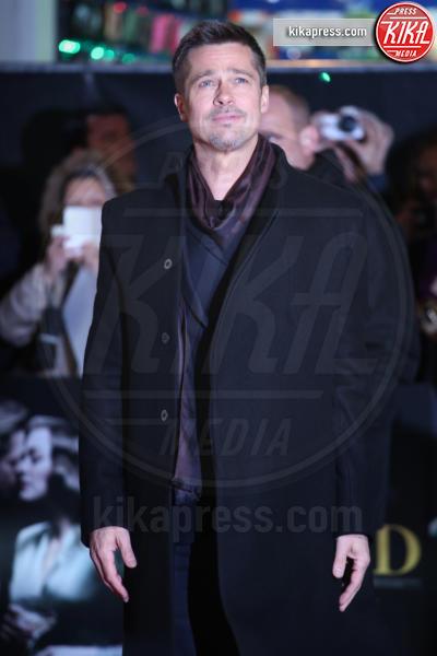 Brad Pitt - Londra - 21-11-2016 - Londra, la coppia dello scandalo è arrivata