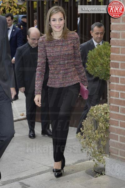 Letizia Ortiz - Madrid - 22-11-2016 - Letizia di Spagna, regina di stile con genio e... regolatezza!