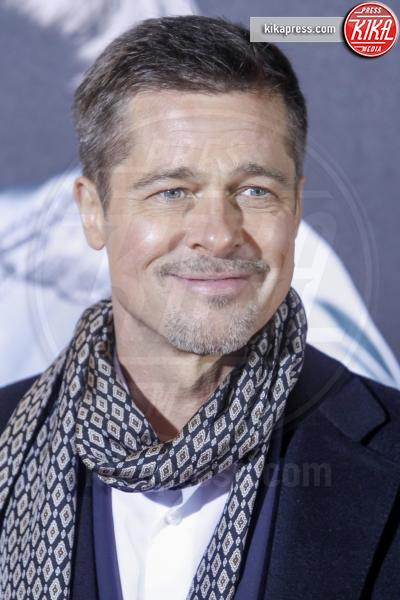 Brad Pitt - Madrid - 22-11-2016 - Hollyweed: ecco le star che conoscono bene... la