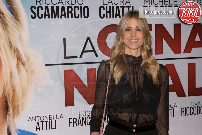 Elena Santarelli - Roma - 22-11-2016 - Alessia Marcuzzi, una dedica speciale per Elena Santarelli