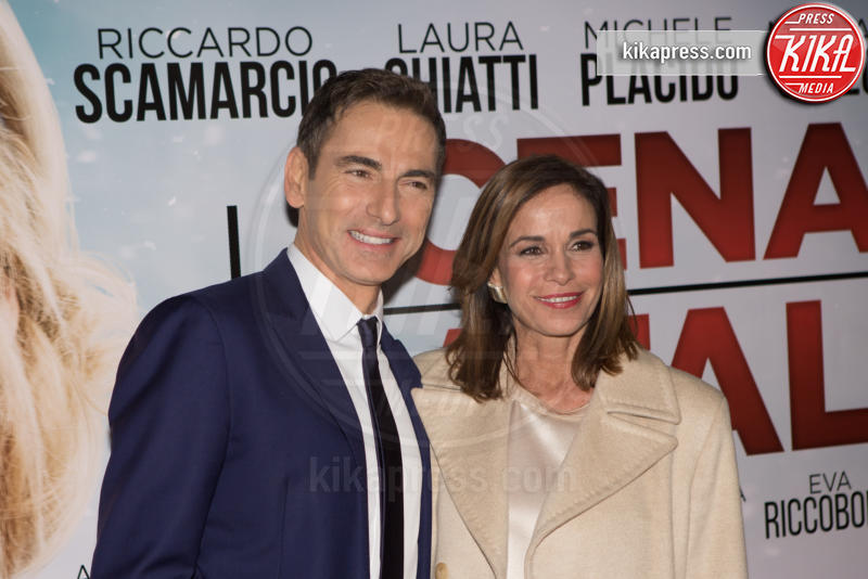 Marco Liorni, Cristina Parodi - Roma - 22-11-2016 - La Vita in diretta, addio Cristina Parodi, ecco chi al suo posto