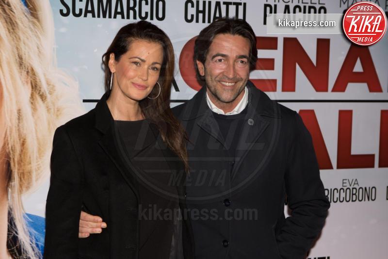 Luca Barbato, Samantha De Grenet - Roma - 22-11-2016 - Le star che si sono sposate due volte con la stessa persona