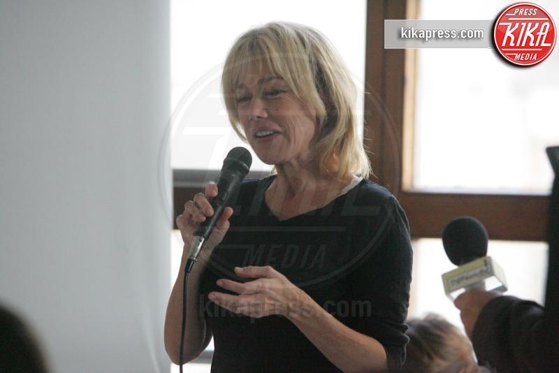 Nancy Brilli - Napoli - 23-11-2016 - Nancy Brilli incontra gli studenti dell'Università Federico II