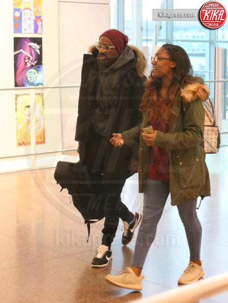 Isan Elba, Idris Elba - Toronto - 23-11-2016 - Le celebrity che non sapevate avessero figli