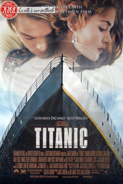 Kate Winslet, Leonardo DiCaprio - Milano - 25-11-2016 - Avatar, James Cameron sceglie lei come protagonista del sequel